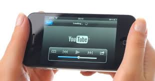 a youtube mobile