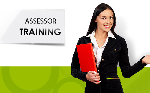 A Assessor training graphic
